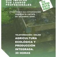 Agricultura Ecológica y Producción Integrada