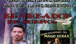 """En Abril, III Festival de Magia """"Breña Baja Mágica"""""""