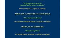 Actividades Públicas Grupo Espírita de La Palma
