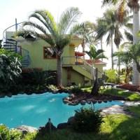 Cautivadora casa con jardín exótico en la Punta de Tijarafe