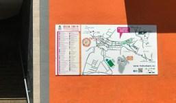 Para que nos localices mejor! Pymesbalta actualiza el panel del parking de la Plaza Bujaz