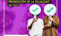 Curso GRATIS Promoción de la Igualdad efectiva entre Mujeres y Hombres