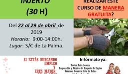 Curso: Mantenimiento de Parques y Jardines + Poda e Injerto