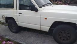 Nissan Patrol 2.7 TD