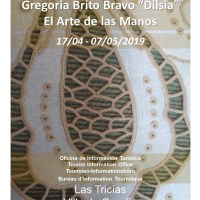 """""""El Arte de las Manos"""". BORDADOS. GREGORIA BRITO BRAVO """"DILSIA"""""""