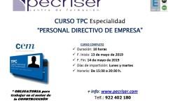 Personal directivo de empresa