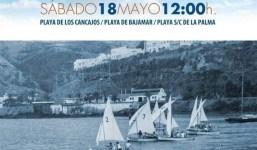"""Desde Los Cancajos parte la Regata del """"Día de Canarias"""""""