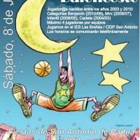 Torneo 3x3 de Baloncesto en San Antonio