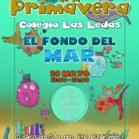 """La Fiesta de la Primavera va del """"Fondo del Mar"""""""