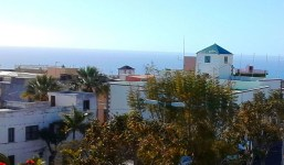 Nice, spacious apartment (100m²) with sea view In Tazacorte for rent