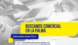Comercial en La Palma