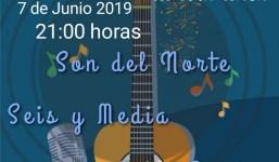 Hasta cuatro Parrandas animan la Fiesta de San Antonio