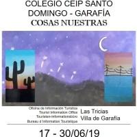 """""""Cosas Nuestras"""" - Colegio Ceip de Santo Domingo de Garafía 5º y 6º de primaria."""
