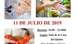 Formación en Higiene y Alérgenos en la Industria Alimentaria