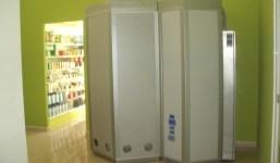 Se vende cabina de solarium profesional