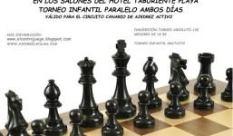"""VII Torneo de Ajedrez """"Breña Baja Mágica"""" en Los Cancajos"""