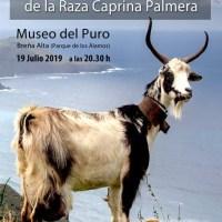 V Catálogo de Reproductores de la Raza Caprina Palmera