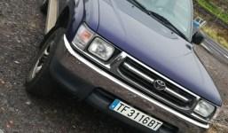 Se vende camioneta Toyota Hilux 4×4