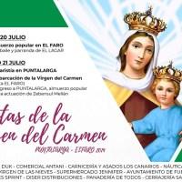 El Faro y Puntalarga celebran este fin de semana la festividad de Nuestra Señora del Carmen
