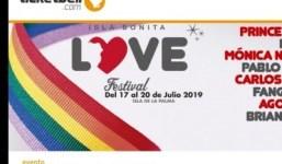 Entrada VIP Love Festival