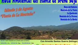 """""""Ruta Ambiental del Monte de Breña Baja"""""""