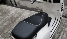 Se vende moto vespa 125 gts