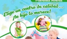 El Centro Infantil Bilingüe Los EnanosBusca Maestra/o de Educación Infantil para el próximo curso escolar 2019-20.