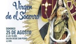"""Continúan las inscripciones para la II Ofrenda Floral """"Virgen del Socorro"""""""