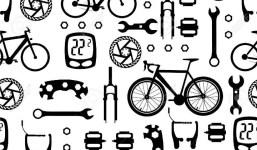Venta de material para iniciar tienda de bicis y motos.