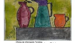 """""""Naturaleza Muerta"""", Carola Fiedler. Sala Exposiciones Las Tricias."""