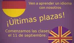 Escuela Oficial de Idiomas - Plazas vacantes