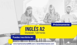 CURSO ONLINE GRATUITO INGLÉS A2 Y B1