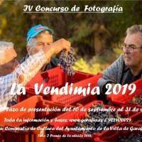 IV Concurso Fotográfico de la Vendimia 2019 Villa de Garafía