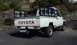 Toyota Land Cruiser 3.5 D