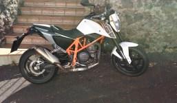 Vendo o cambio KTM 690 Duke
