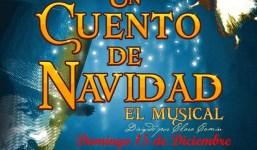 UN CUENTO DE NAVIDAD, el musical de navidad en Breña Alta