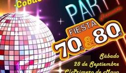 Fiesta de Los 70 y Los 80