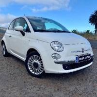 Fiat 500 Lounge EU6 con 2 años de garantía!!
