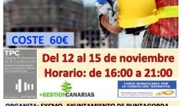 TPC 20H Especialidad en Albañilería