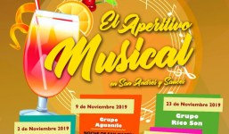 Los Sábados Tómate el Aperitivo Musical en San Andrés y Sauces