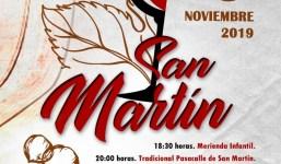 Celebración del San Martín en San Andrés y Sauces