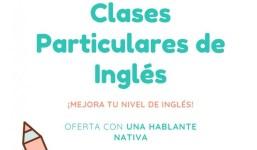 Clases Privadas de Inglés con Hablante Nativa