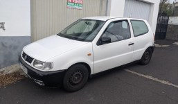 vendo vw polo