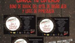 """Un año más, Pymesbalta colabora en el   """" Breña Alta Light Night """""""