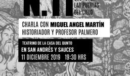 Presentación de la Revista Iruene Nº 11 y Conferencia Las Estrellas que Abren las Puertas del Cielo a cargo de Miguel Ángel Martín