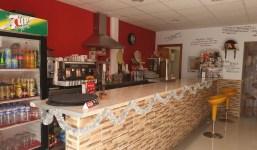 Cafetería y Asadero