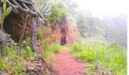 Se vende terreno + cueva en Garafía