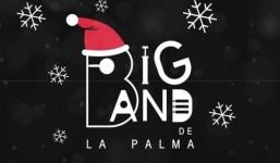Concierto de la Big Band de La Palma en San Andrés y Sauces