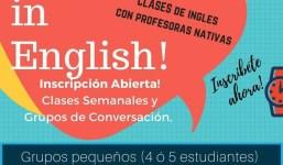 Clases de inglés- Habla como un nativo!