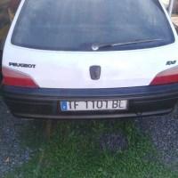 Peugeot 106 sketch